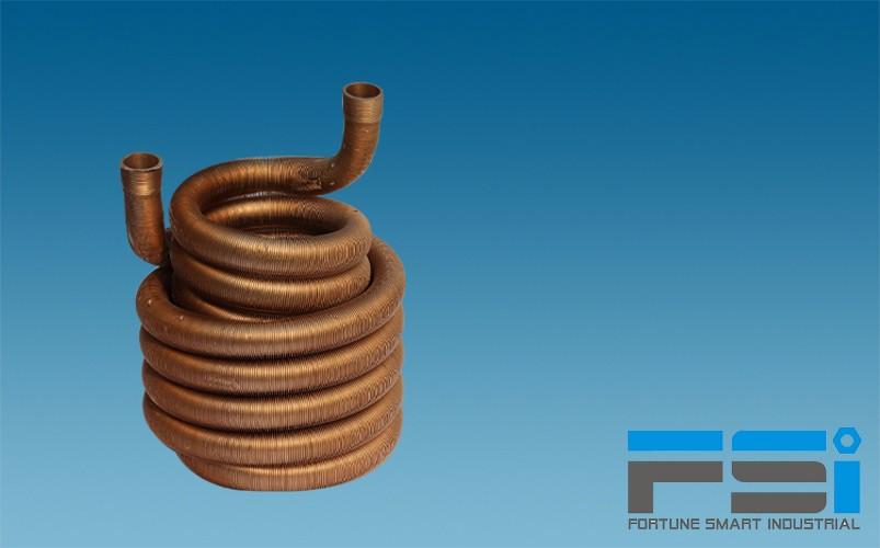 Cupronickel Coiling Heat Exchangers1