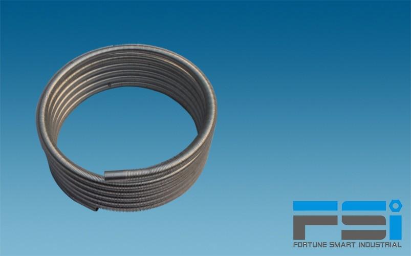 Aluminum Coiling Heater Exchangers1
