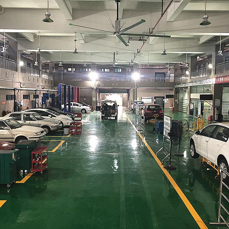 Auto 4S shop