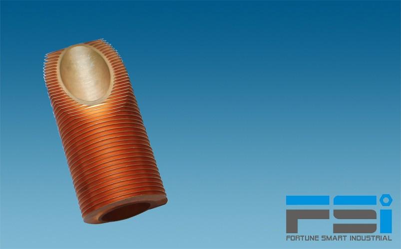 Copper Finned Tubes21