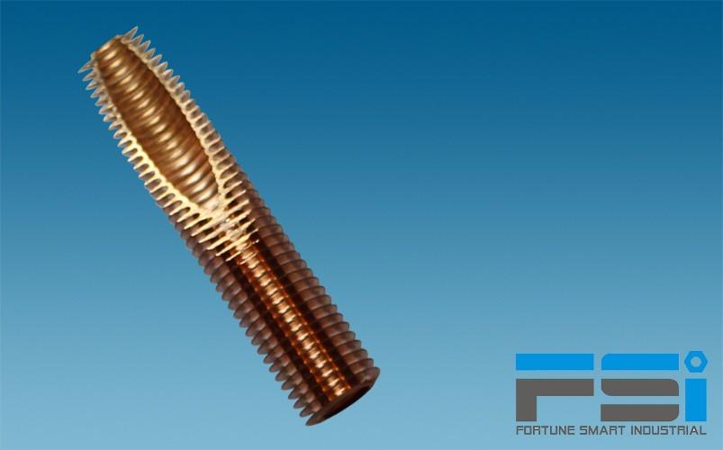 Copper Finned Tubes23
