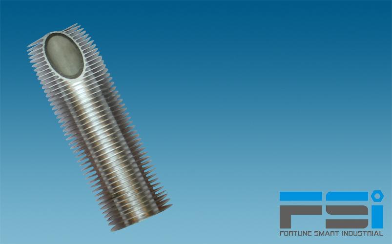 Aluminum & Stainless Steel Finned Tubes3