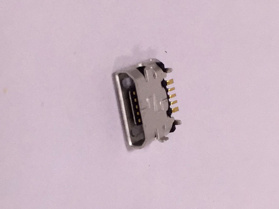 Micro USB 5Pin CONN(15u