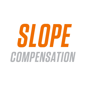 Slope-Compensation