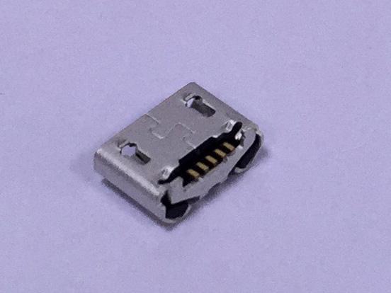 Micro USB 母座 反向-3.097