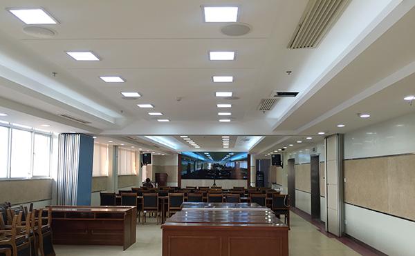下城法院会议室