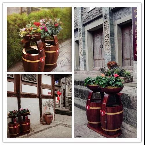 """『笨鳥紀實』從安居古城""""垃圾桶""""談旅游設施如何為景區添彩"""