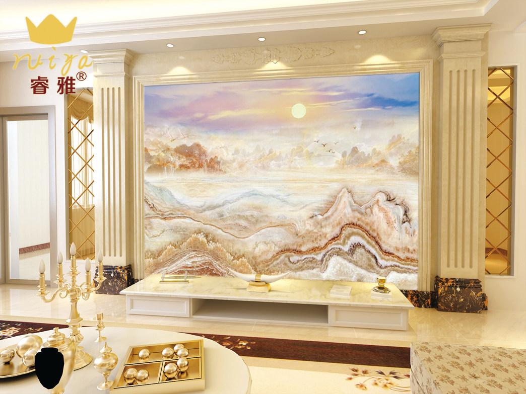 大理石纹981 工艺:高温微晶800砖135元/m²
