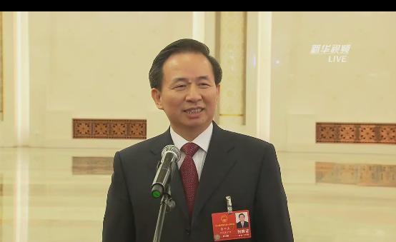"""生态环境部部长李干杰谈""""煤改气"""""""