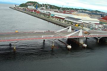 挪威尼德瓦桥