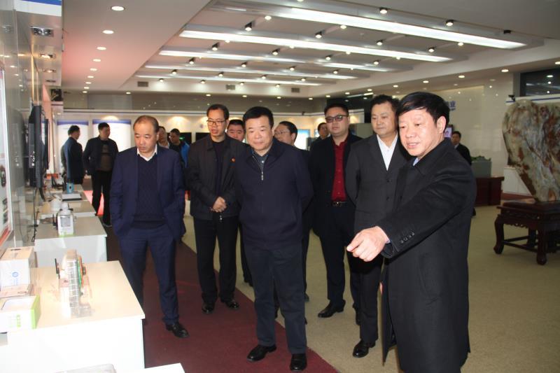 湖南省副省长陈飞来万博体育manbet贝尔调研:实现高质量发展