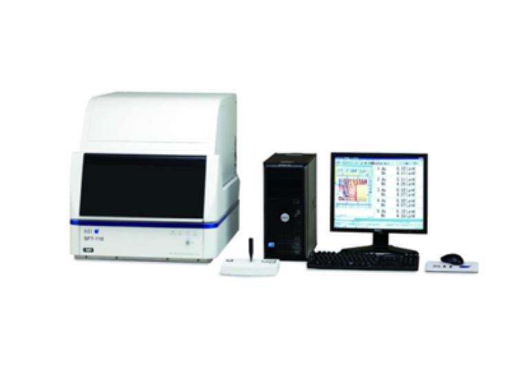 X射线荧光镀层厚度测量仪SFT-110