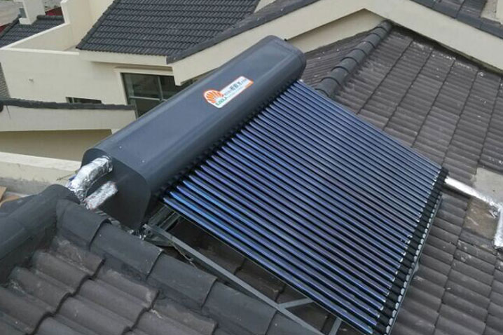 别墅太阳能系统