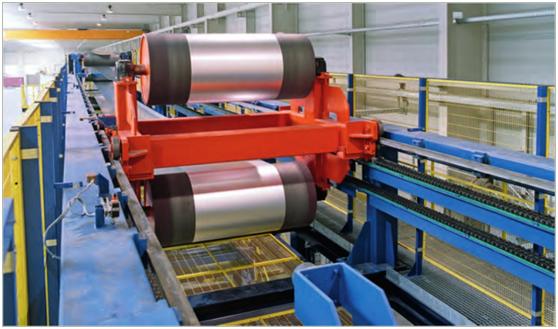 工业企业能源管理系统应用于乳源东阳光精箔有限公司