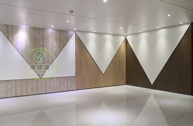 工厂展厅装修|展厅项目