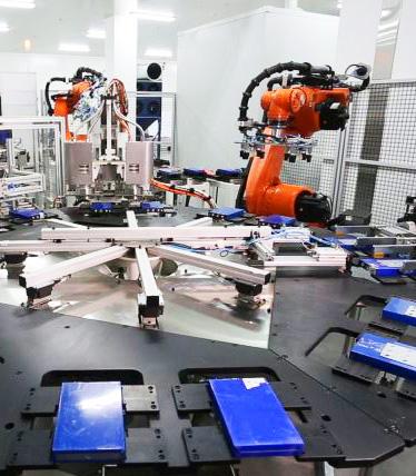 动力电池装配、测量解决方案