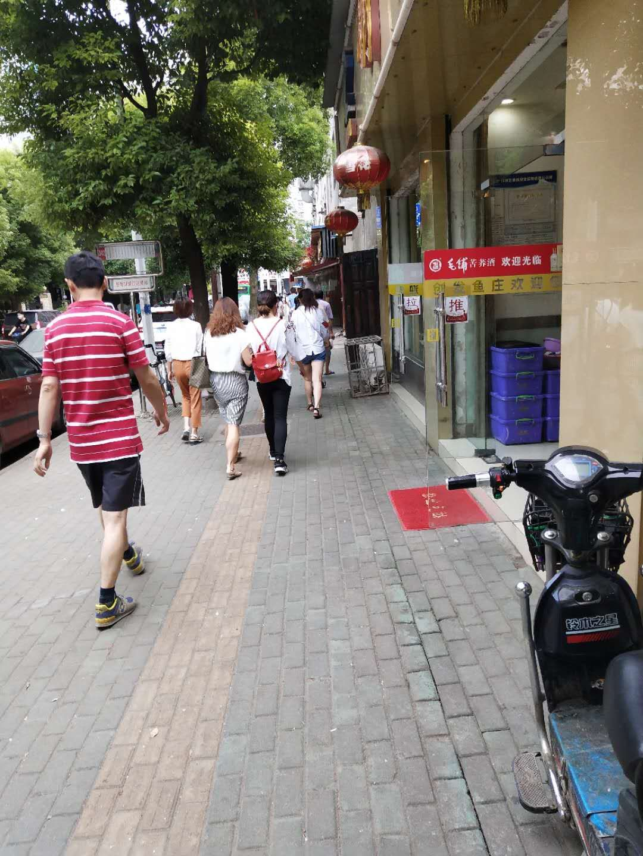 江汉临街大型酒楼餐馆低/价 急转