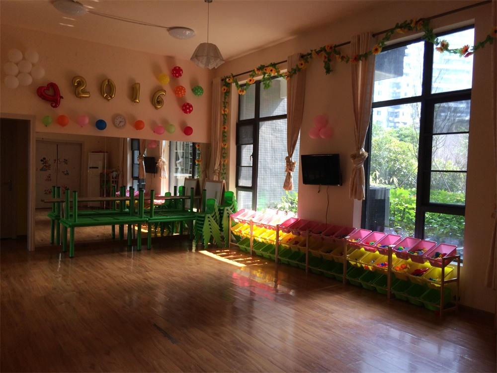 学前教育教室