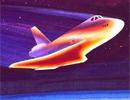 飞翼飞行器等离子体操控试验