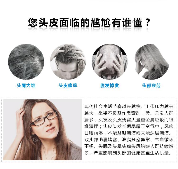 头疗SPA护理仪-震澳美容仪器