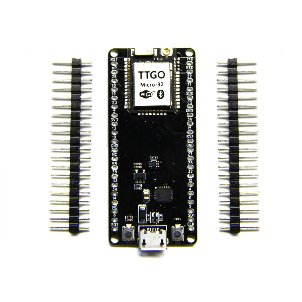 Shenzhen Xin Yuan Electronic Technology Co Ltd Aliexpresscom Buy 37v Pcb Circuit Board Battery Protection Ttgo Esp32 Micro Esp 32 Pico Wifi Wireless Module Bluetooth