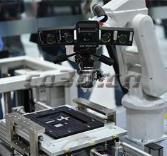 机器人全自动三维在线检测