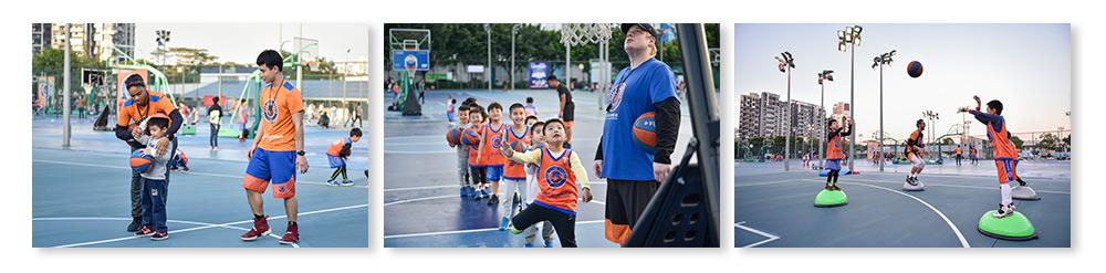 篮球周训练课程