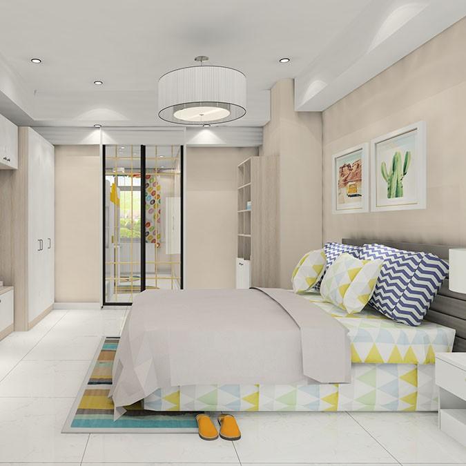 公寓设计 干净大标间