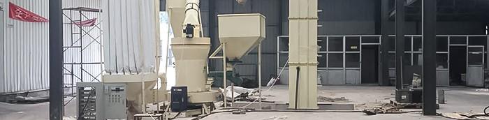 天津時產一噸玄武岩磨粉生產線