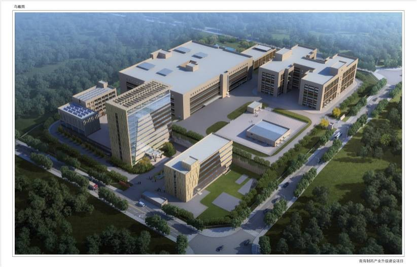 青海制药产业升级建设项目