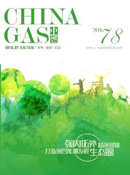 中国燃气-78期
