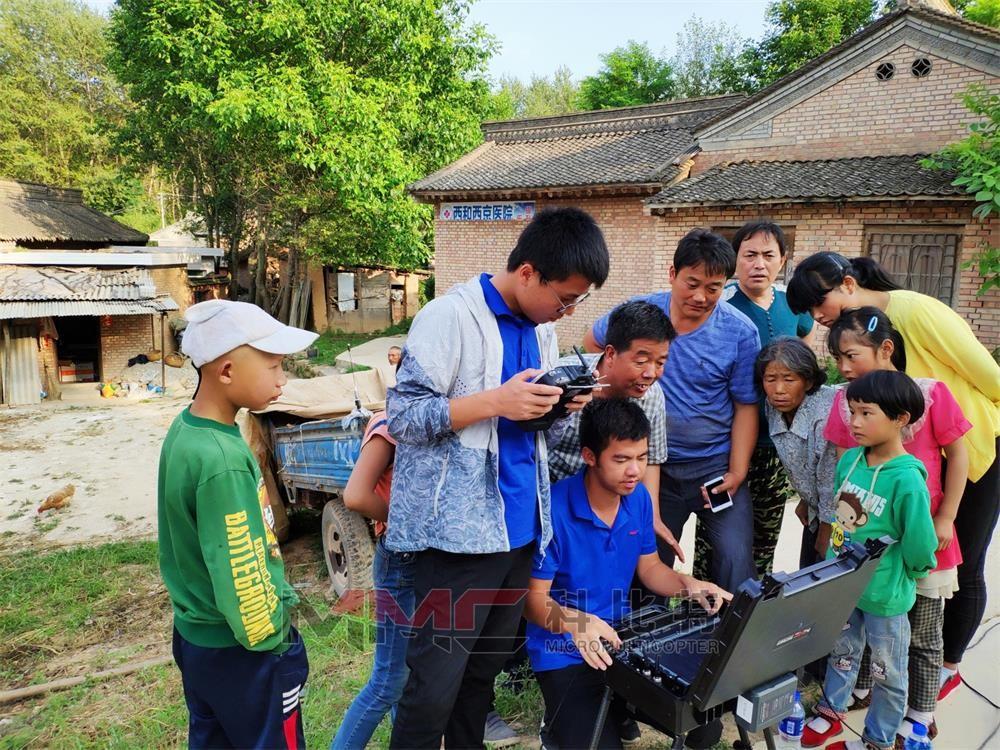 科比特无人机为甘肃洪涝灾害应急抢险救灾工作贡献力量