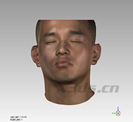 人体人脸扫描方案