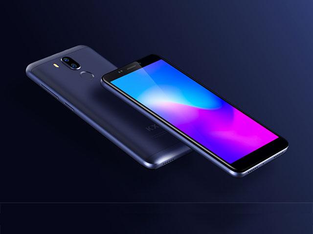 """KXD""手机品牌将在10月登陆印度市场,T55型号作为首发"