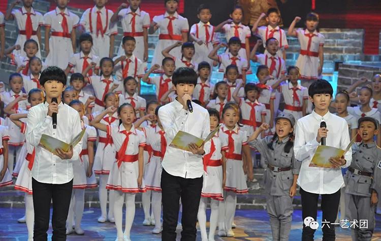 央视一套《开学第一课》十周年庆征选小演员!唱、跳、演三项全能方可参加!