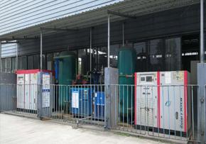 某上市企业不锈钢管道工厂manbetx全站app下载及余热回收系统安装工程