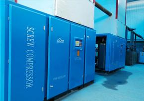 某知名酒业玻瓶厂低压机及排风系统安装工程