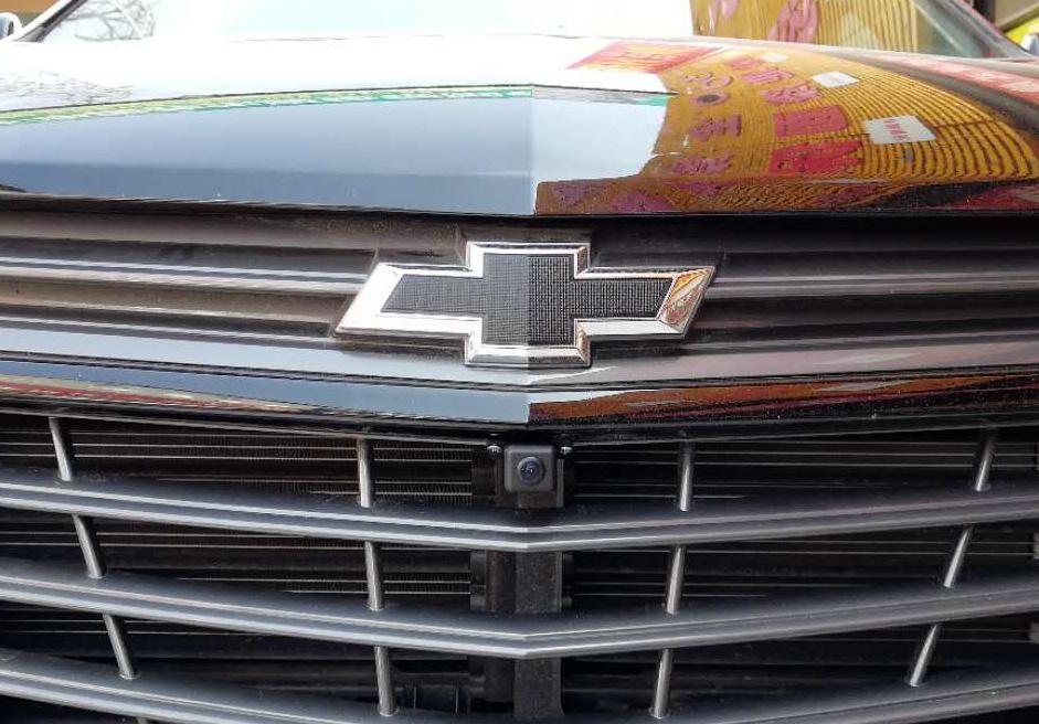 雪佛蘭探界者加裝車視野3D-8000全景,更安全,更智能