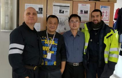 俄罗斯Yamal项目维保之行顺利完成