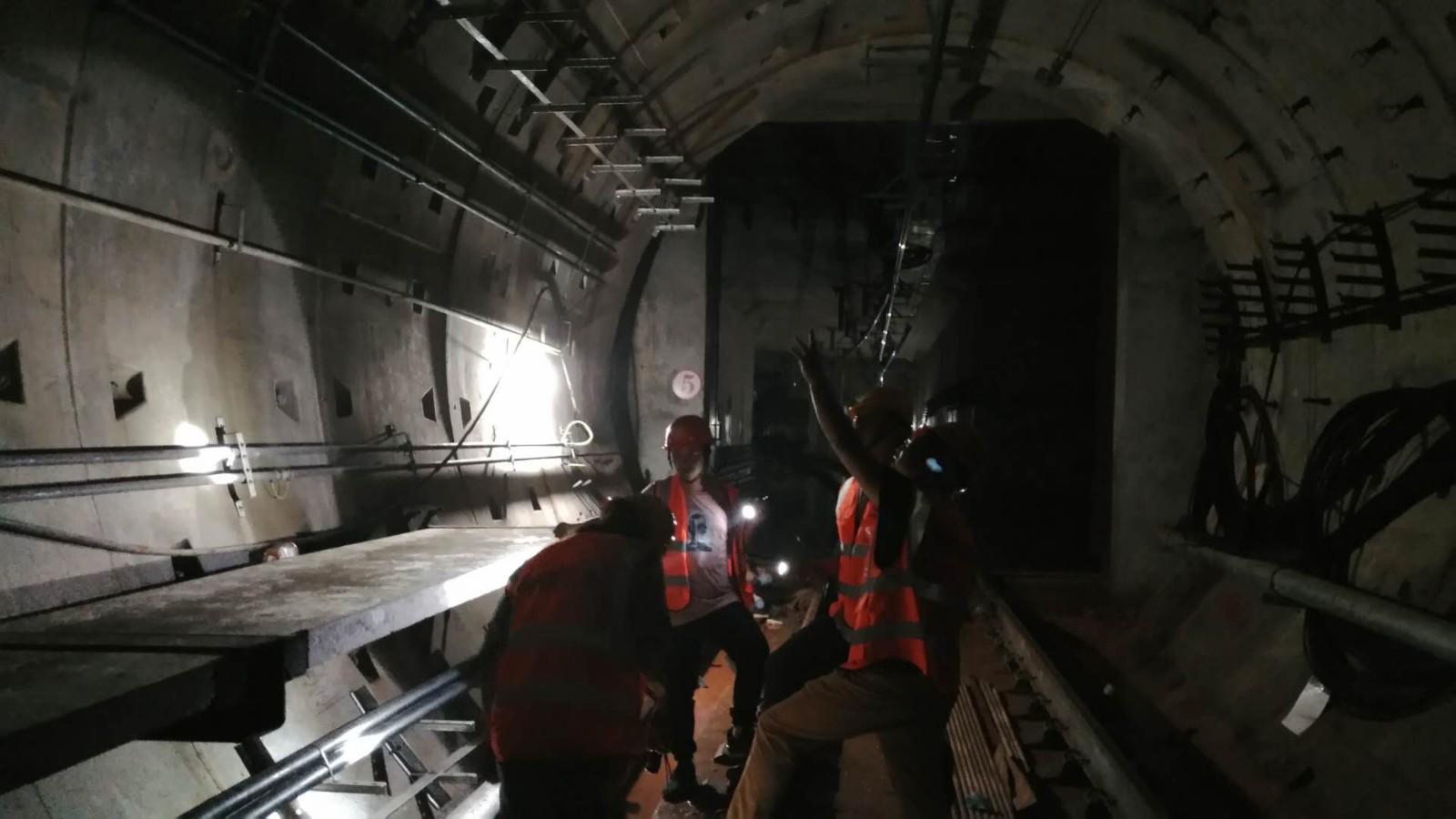 南宁市轨道交通3号线机电安装工程