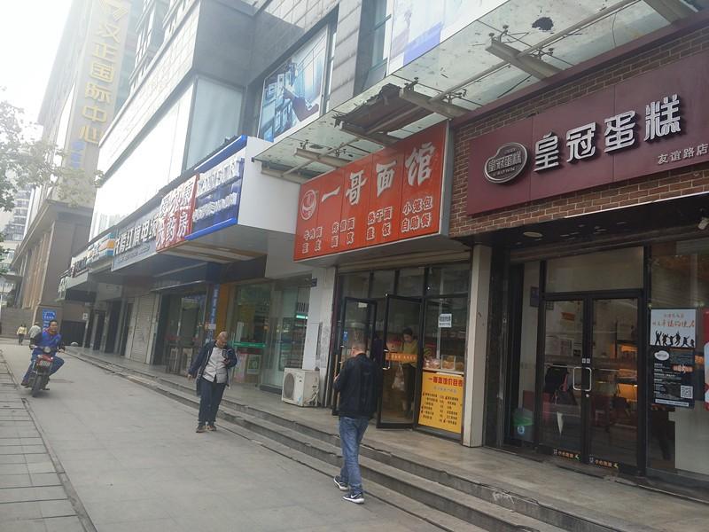 中山大道 汉正街110平餐馆酒楼优转