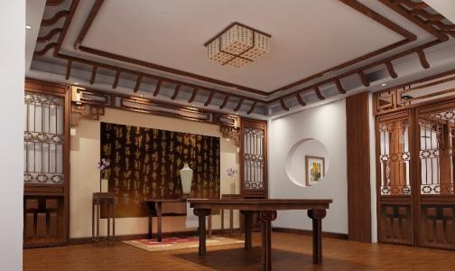 中式家装的五大要点