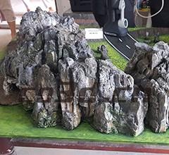 假山模型三维测量案例
