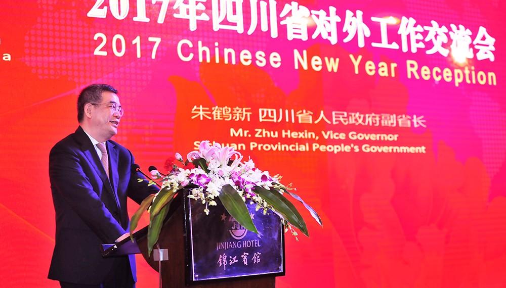 2017年四川省对外工作交流会