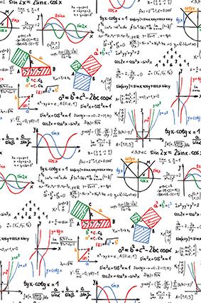 迷你数学方程式字体