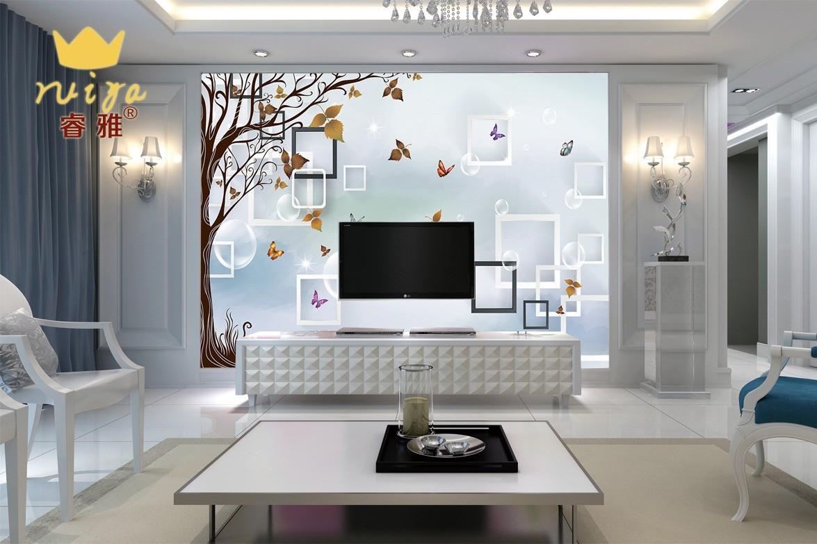 抽象树526 工艺:平面-105元/m²
