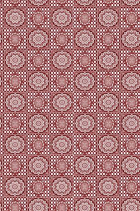 方格边框矢量色块图案