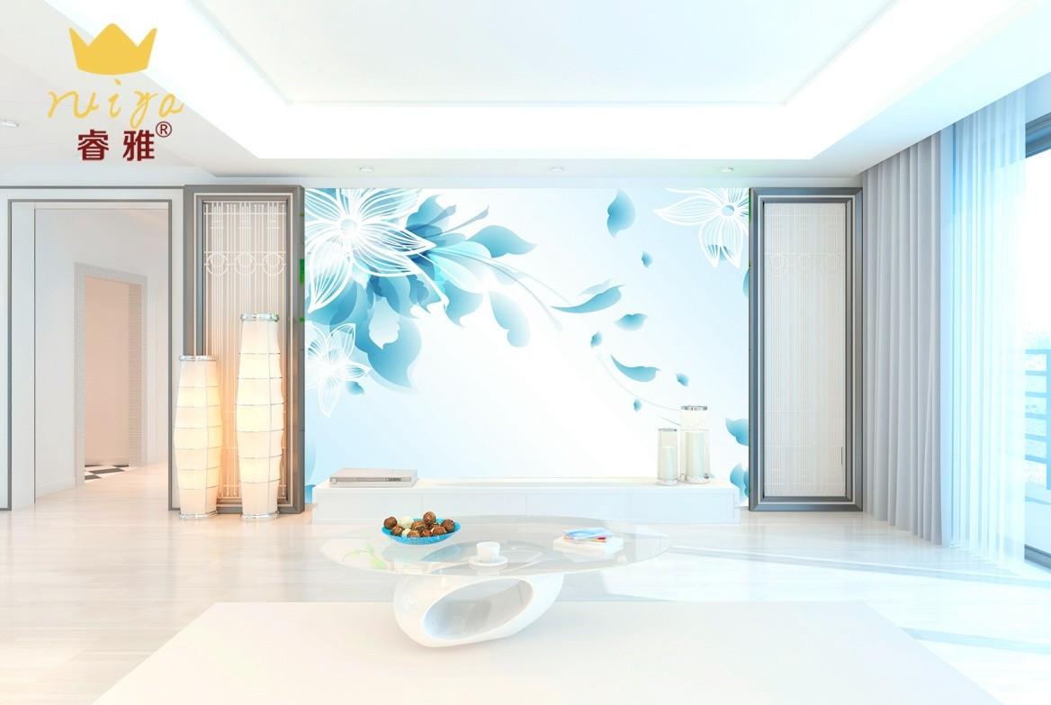花朵585 工艺:平面UV-120元/m²
