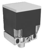 全金属检测型电感式接近开关 Q30