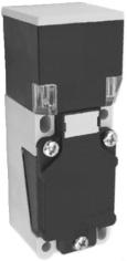 全金属检测型电感式接近开关 Q40